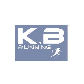 logo kb running