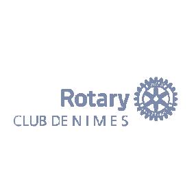 logo rotary nimes